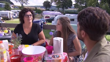 Kampeer TV Limburg, Parelstrand en Blauwe Meer
