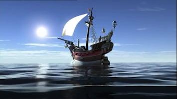 Piet Piraat Kapitein Zwartbaard