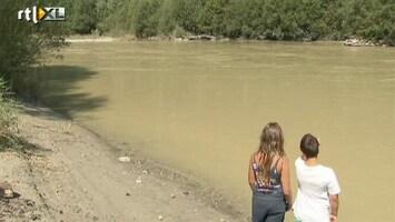 RTL Nieuws Ontsnapt aan krokodil in Oostenrijkse rivier