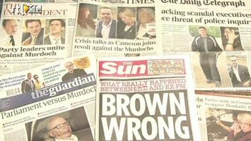 RTL Nieuws Arrestaties rond nieuw krantenschandaal Engeland
