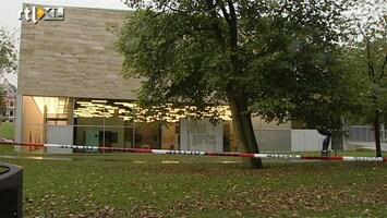 RTL Nieuws Opnieuw arrestatie na roof Kunsthal