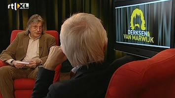 Derksen & ... 'Ik had die gekte na de WK-finale niet verwacht'
