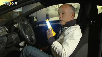 RTL Autowereld Autorijden doe je zo: Escape Hammer