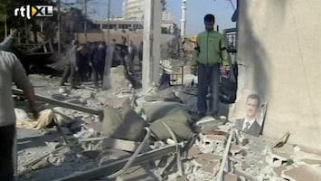 RTL Nieuws 40 doden bij zware explosies in Damascus