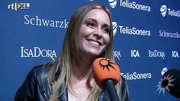 RTL Boulevard Tweede repetitie Anouk in Malmo