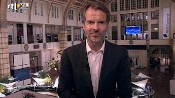 RTL Nieuws 'De economie houdt z'n adem in'