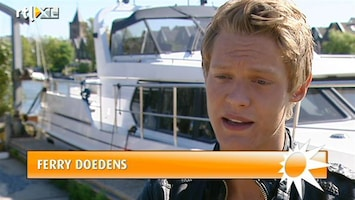 RTL Boulevard Ferry Doedens neemt single op