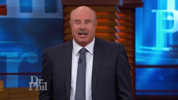 Dr. Phil My son in law is selfish, angry, disrespectful and entitled