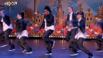 Holland's Got Talent - Reshmay Vs Restlezz (zang)
