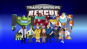 Rescue Bots Walk on the wild side
