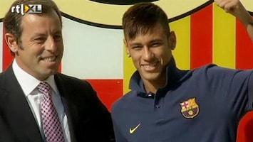 RTL Nieuws Barcelona presenteert zijn ster van de toekomst