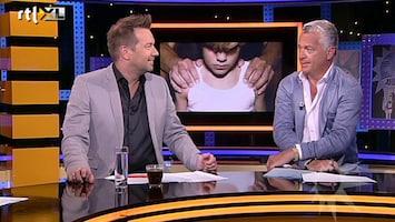 RTL Boulevard Verbod pedofielen partij martijn