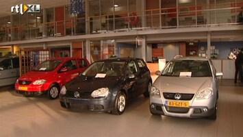 RTL Nieuws Dramatische maand voor autoverkopers