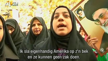 """RTL Nieuws """"Iran werkt aan vernietigende kernbom"""""""