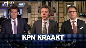 RTL Z Voorbeurs De Geus: motie van wantrouwen tegen Scheepbouwer