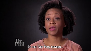 Dr. Phil My mom is delusional! She thinks she?s married to Tyler Perry and has sent her catfish $100,000!