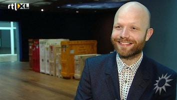 RTL Boulevard Salonpresentatie Mattijs van Bergen