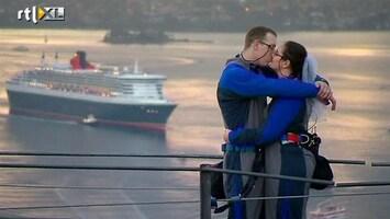 RTL Nieuws Liefdesstunts op Valentijnsdag
