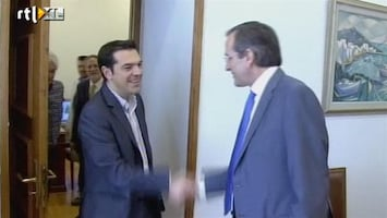 RTL Nieuws Zorgen bij Van Rompuy over Griekenland