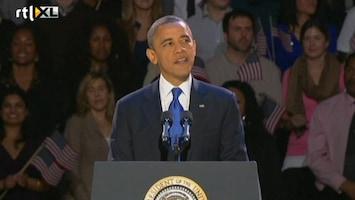 RTL Nieuws Obama: Michelle heeft mij gemaakt tot wat ik nu ben