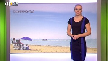 RTL Weer Buienradar Update 21 augustus 2013 16:00 uur