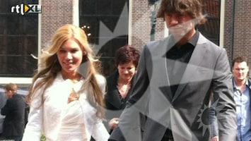 RTL Boulevard Simon Keizer getrouwd!!!