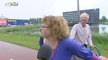 RTL Nieuws IKEA Delft ontruimd: ruw beeld