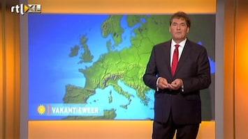 RTL Nieuws Zomer sluipt naar zuidrand Europa