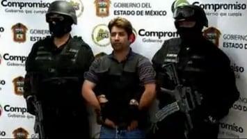 RTL Nieuws Kopstuk Mexicaanse maffia opgepakt