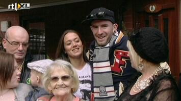 Ik Ben Saunders - Ben Op Familiebezoek