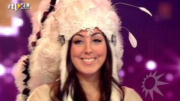 RTL Boulevard Joan wint het Nationaal Songfestival