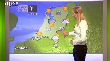 RTL Weer Buienradar Update 7 juni 2013 10:00 uur