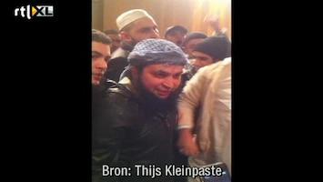 RTL Nieuws Fanatieke moslims bestormen Balie