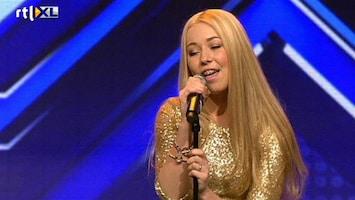 X Factor - Youtube-sensatie Karlijn Pakt Ook Ali B In
