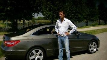 RTL Autowereld Mercedes E-klasse Coupé