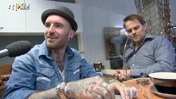 RTL Boulevard De trouwring van Ben Saunders