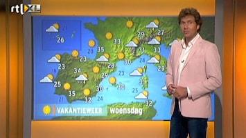 RTL Nieuws Het vakantieweer