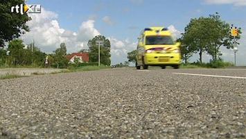 RTL Nieuws Ambulancepersoneel strijdt voor betere cao