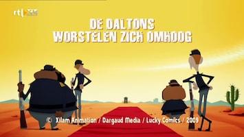 De Daltons - Worstelen Zich Omhoog