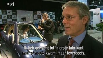 Gek Op Wielen - Uitzending van 24-01-2010