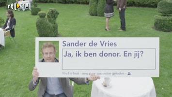 RTL Nieuws Er zijn meer donoren maar nog niet genoeg