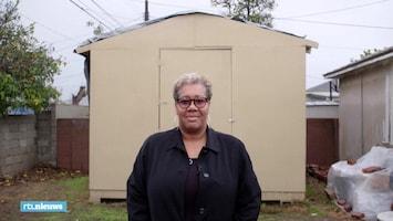 Woningnood VS: verhuur een tuinhuisje aan een dakloze