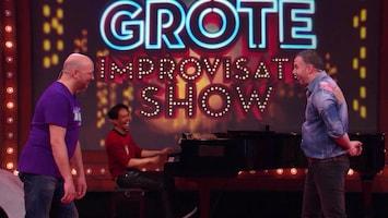 De Grote Improvisatieshow - Afl. 5
