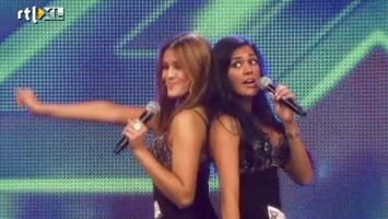 X Factor X FACTOR: sexy girls