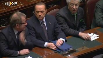 RTL Nieuws Berlusconi verliest meerderheid in parlement