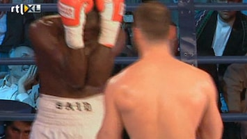 RTL Nieuws Na 30 jaar weer bokswedstrijd in Afghanistan