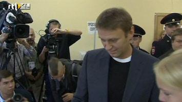 RTL Nieuws Tegenstand bij burgemeestersverkiezingen in Moskou