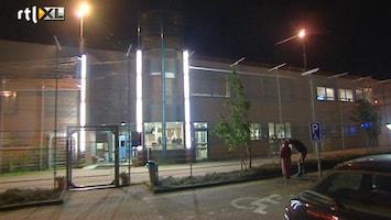 RTL Nieuws Korte opstand in jeugdgevangenis Sassenheim