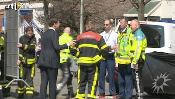RTL Boulevard Mark Rutte ooggetuige bij ongeluk