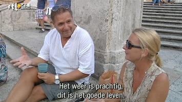 RTL Nieuws Rome gaat etende toeristen bij monumenten beboeten